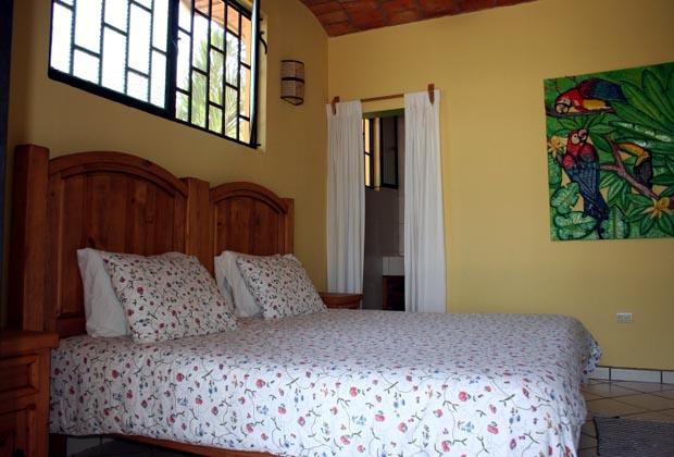 Casa Siestas y Olas Bedroom