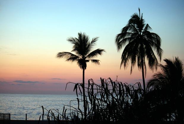 Casa Siestas y Olas Mexico Sunset