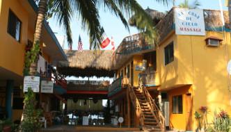 Hotel Las Brisas, Chacala Beach, Nayarit