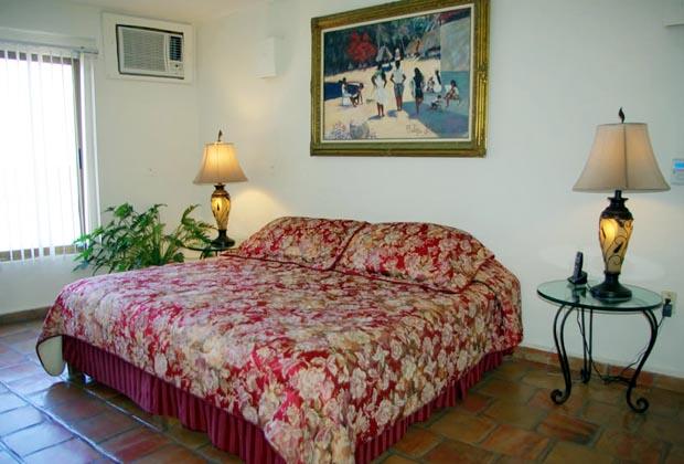 La Palapa Puerto Vallarta Condo Bedroom