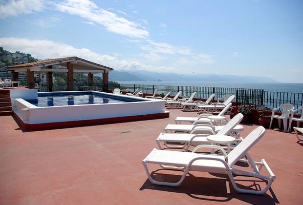 La Palapa Puerto Vallarta Condo Rooftop Pool
