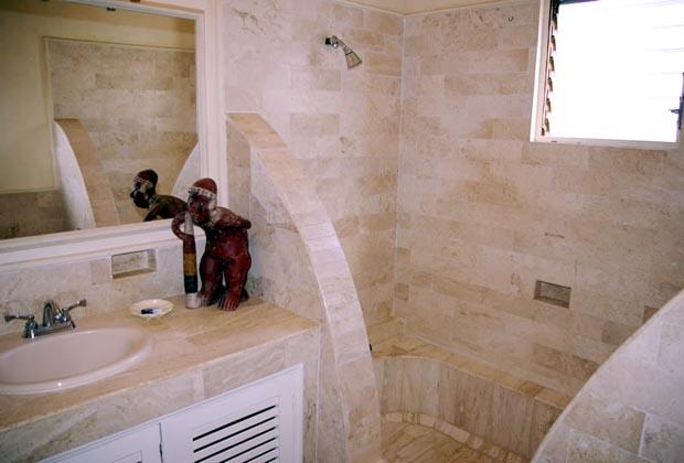 La Palapa Puerto Vallarta Condo Shower Room