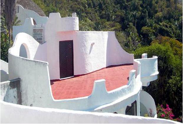 Puerto Vallarta Vacation Rentals - Exterior of Villa