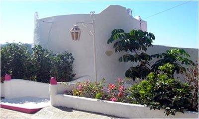 Puerto Vallarta Vacation Rentals - Front of Villa