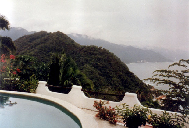 Puerto Vallarta Vacation Rentals - Private pool with view