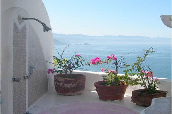 Puerto Vallarta Vacation Rentals - Shower View