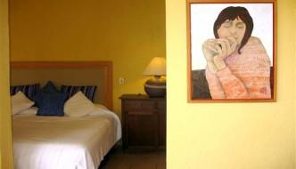 Los Dos Bed and Breakfast, Jocotepec, Lake Chapala area