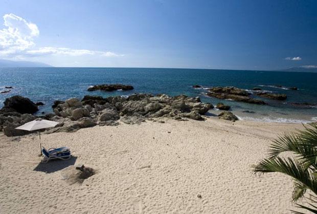 @Casa Tres Vidas PuertoVallarta Private Beach