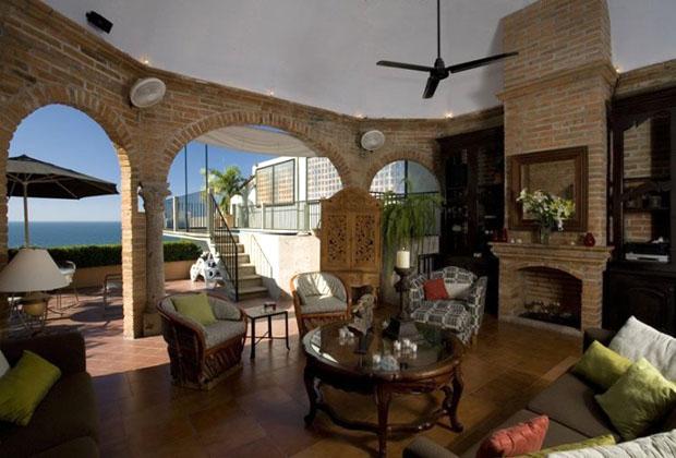 @Casa Tres Vidas PuertoVallarta high class villa