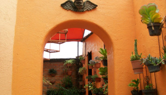 Angel Flores Guesthouse , Ajijic, Jalisco