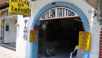 Aztlan Tattoo, Puerto Vallarta, Jalisco, Mexico
