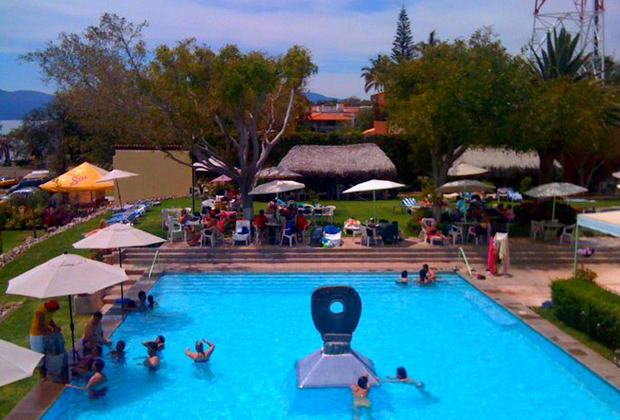 Balnearios Hotel & Villa San Juan Cosala Healing Jacuzzi Spa