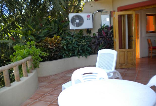 Casa Jaqui Sayulita Mexico Private Patio Deck