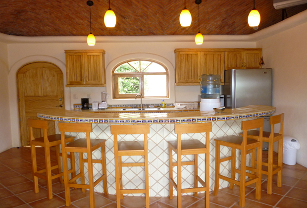 Casa Jaqui Sayulita Mexico surf vacation well equipped kitchen