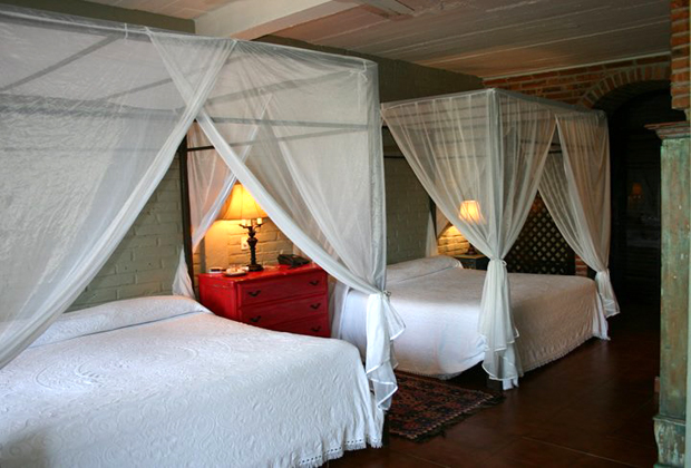 Casa Tres Vidas Vallarta Outdoor Romantic Mosquito Netting