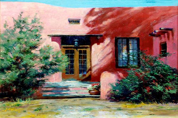 Casa de Los Artistas Boca de Tomatlan Art Workshops 2