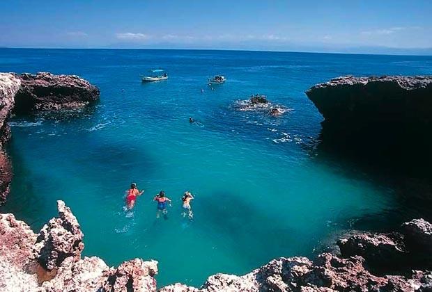 Costa Azul San Poncho Riviera Nayarit Beach Adventure Mexico Snorkeling
