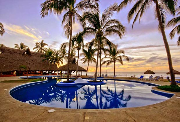 Costa Azul San Poncho Riviera Nayarit Beach Pool