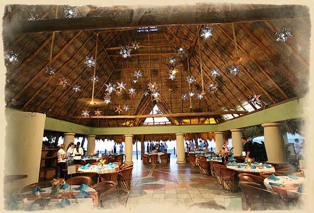 Costa Azul San Poncho Riviera Nayarit Palapa Bar