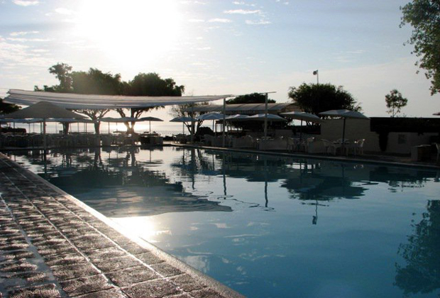 Hotel Balneario Pool & Spa