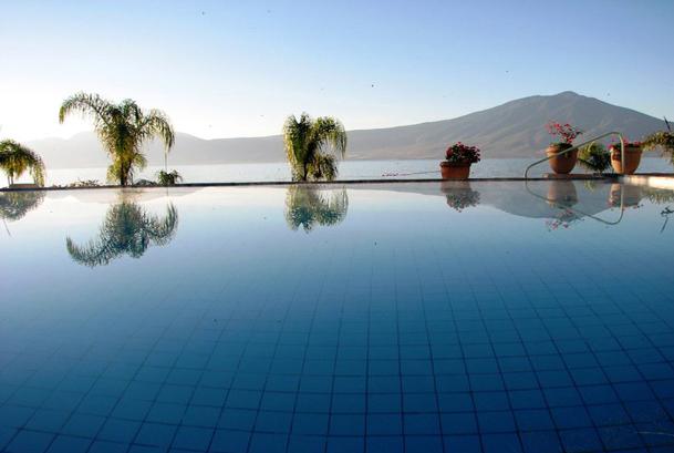 Hotel Balneario & Villa Spa Bordeaux San Juan Cosala Pool