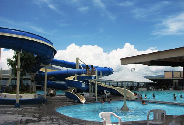 Hotel Balneario & Villa Spa Bordeaux San Juan Cosala