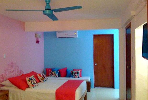 Hotel Catedral Puerto Vallarta Cu,cu,rru,cu,cu,Paloma