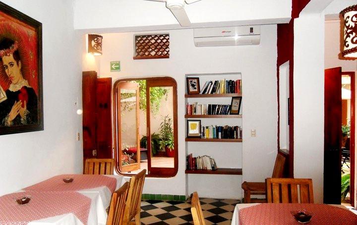 Hotel Catedral Puerto Vallarta La Flor de la Canela Breakfast Lounge