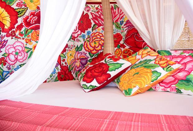Hotel Desconocido Ultra Luxury Oaxaca Embroidery & Artisans