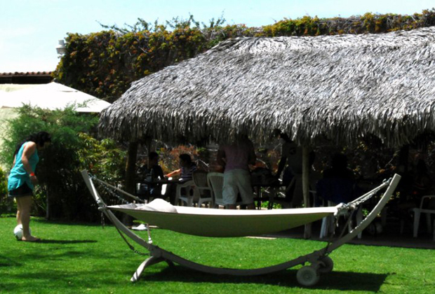 Hotel Spa Bordeaux Lake Chapala Sleep in Hammock