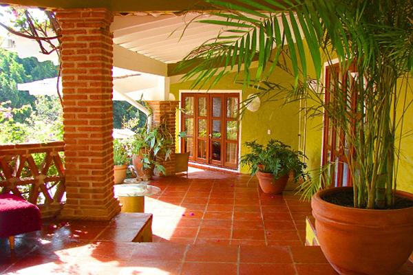 La Villa Bonita Tepoztlan Morelos Mexico Traditional Mexico Architecture