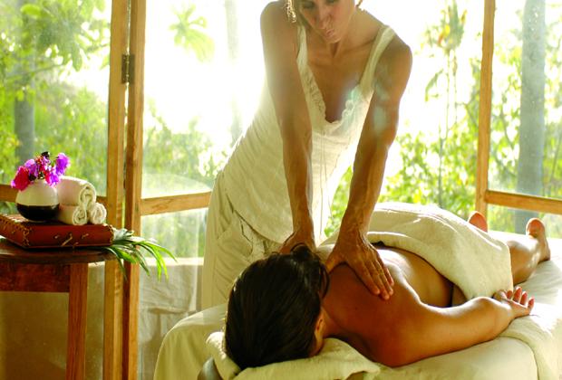Mar de Jade Chacala Riviera Nayarit El Sanctuario Massage