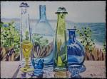 Meg Munro ADIEU, ADIOS Puerto Vallarta Bottle Award