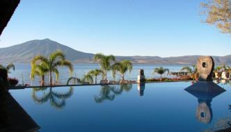 Hotel Balneario & Hotel Spa Villa Bordeaux, San Juan Cosala, Lake Chapala, Mexico