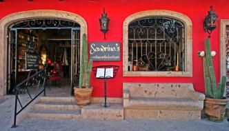 Sandrina's Restaurante Boutique, Bucerias, Riviera Nayarit