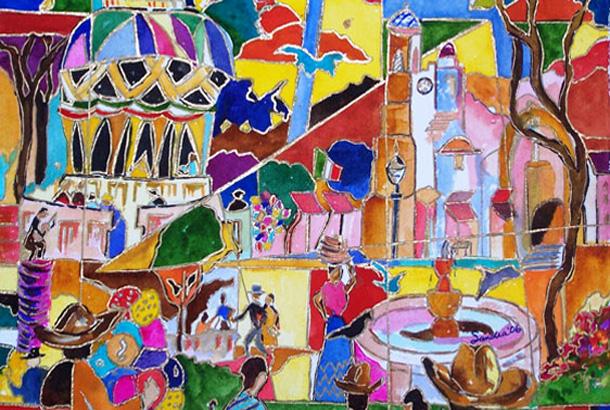 Sandrina's Restaurante Boutique Bucerias - Artist