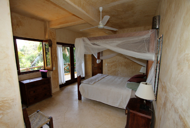 Tailwind Holistic eco Retreat Mosquito Netting