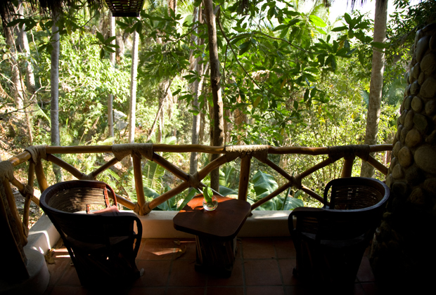 Tailwind Retreat San Poncho Nayarit Jungle Deck