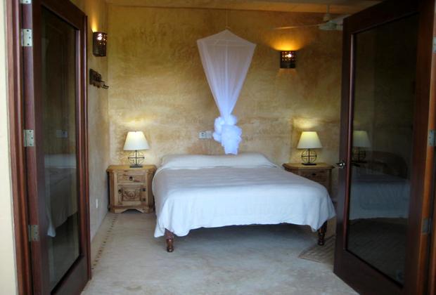 Tailwind Retreat San Sebastian Nayarit Riviera Casa Pumita Master bedroom