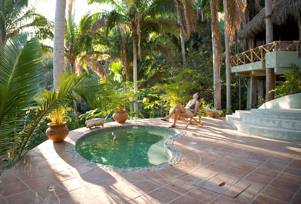 Tailwind yoga Retreat San Poncho Riviera Nayarit