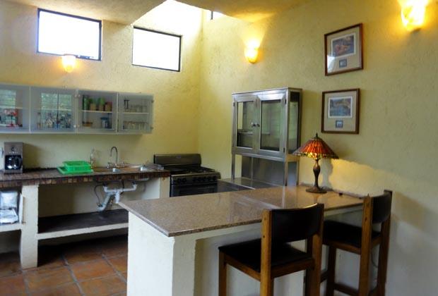 TepozSpa-Gay Travel Apartment Cocina - Tepoztlan, Morelos
