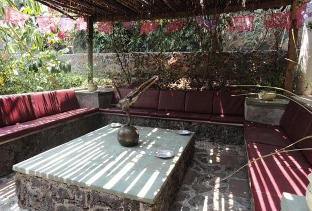 TepozSpa-Gay Travel  - Outdoor Seats Tepoztlan, Morelos