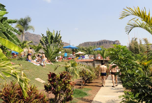 TepozSpa-Gay Travel Pool- Fun in Mexico - Tepoztlan, Morelos