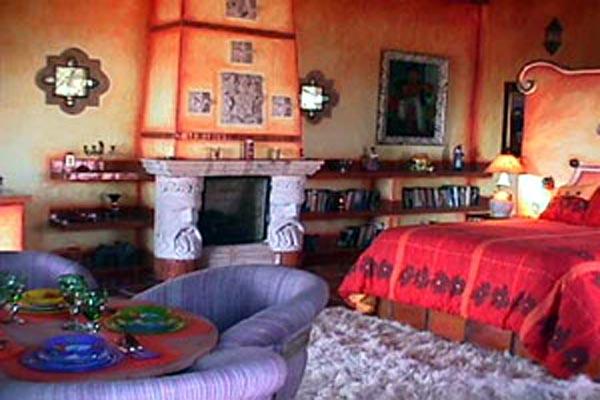 Villa Angel Ajijic Bedroom Comfortable Classy