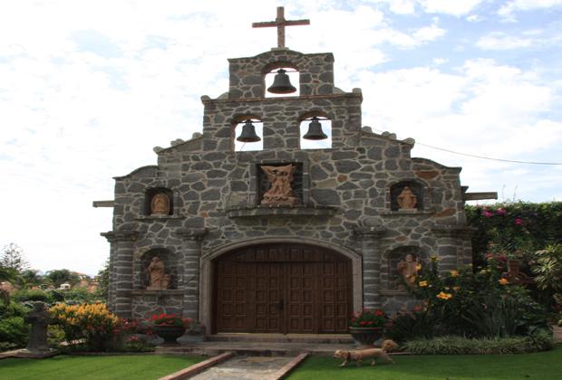Villa Del Angel B&B Ajijic Lake Chapala Chapel