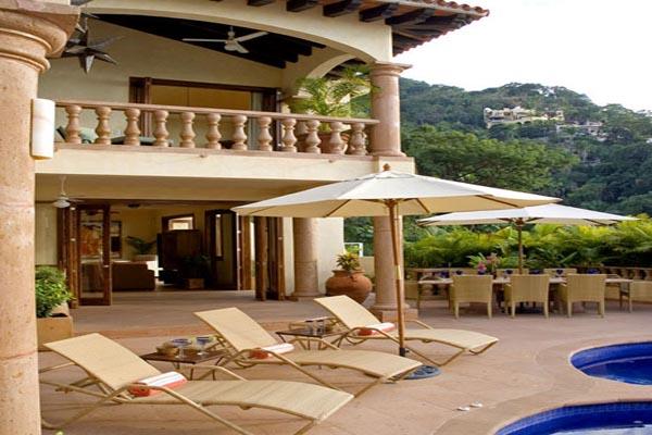 Villa Encantada Conchas Chinas Puerto Vallarta Tropical Rest and Relaxation