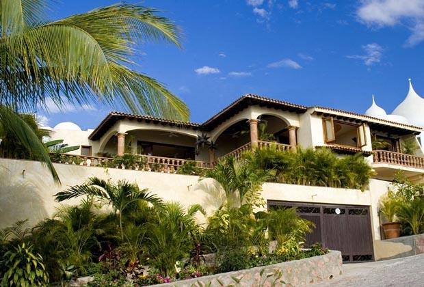 Villa Encantada Conchas Chinas Puerto Vallarta
