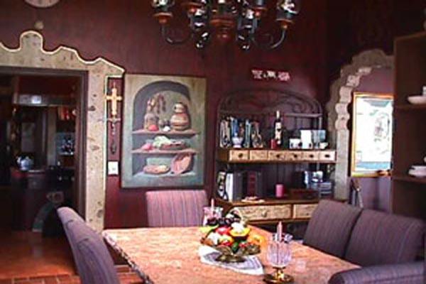 Villa del Angel Dining Room Ajijic Lakeside
