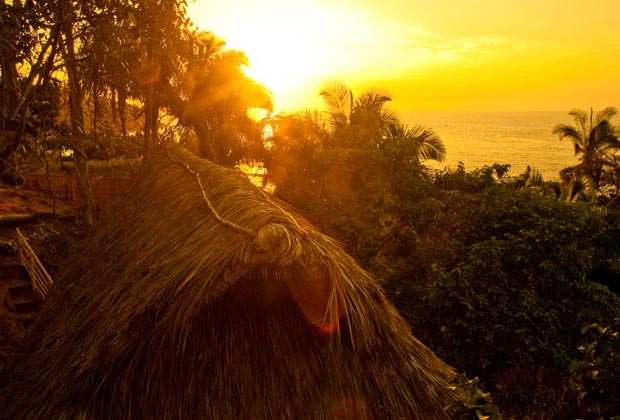 Xinalani - Puerto Vallarta area - ocean and jungle yoga retreat