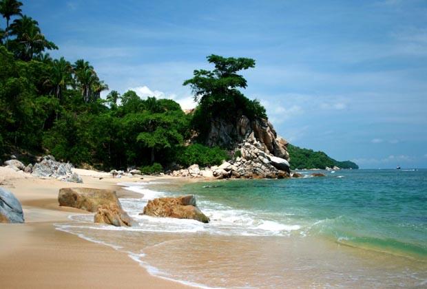 Xinalani - Puerto Vallarta area - oceanside yoga retreat mexico